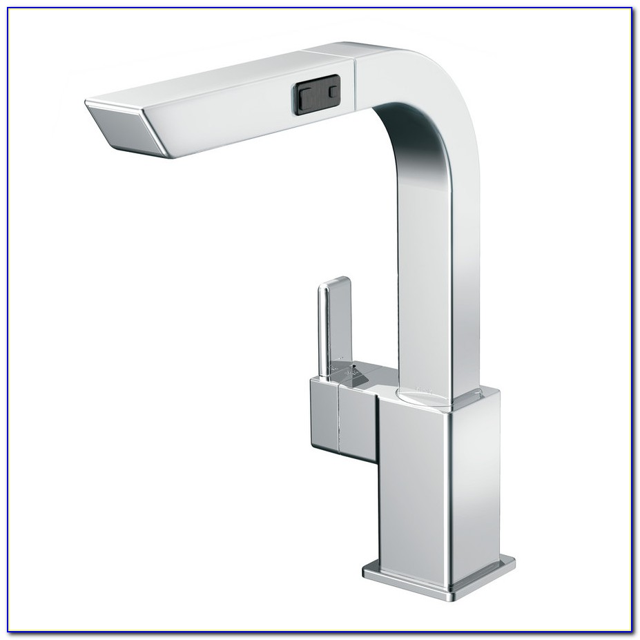 Moen Chrome Kitchen Faucets