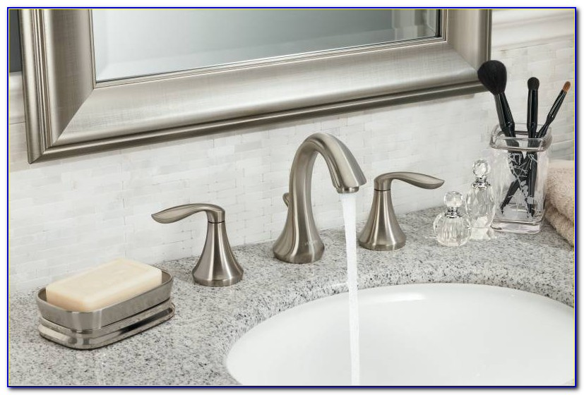 Moen Eva Bathroom Faucet Brushed Nickel