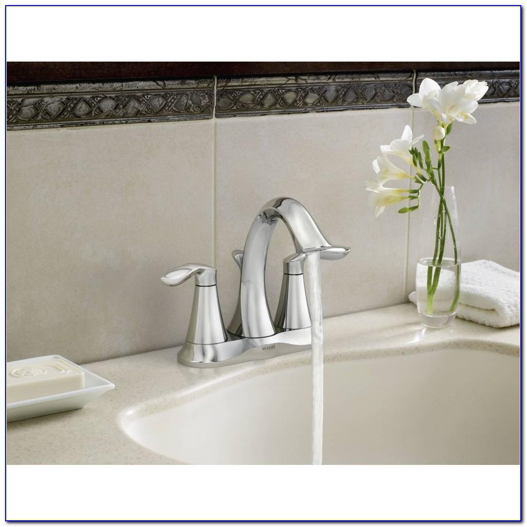 Moen Eva Bronze Bathroom Faucet