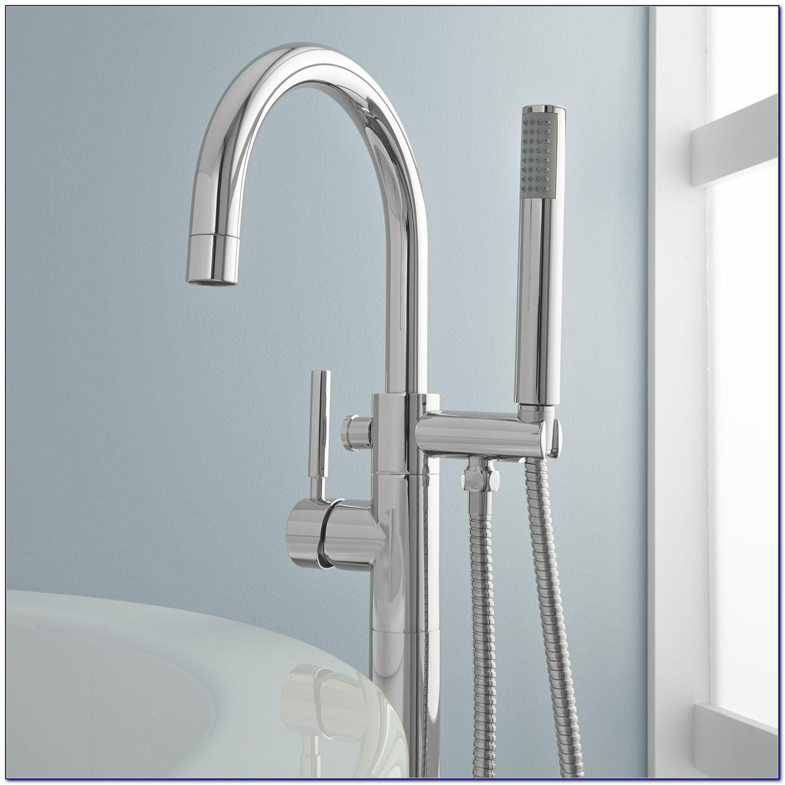 Moen Faucets For Freestanding Tubs