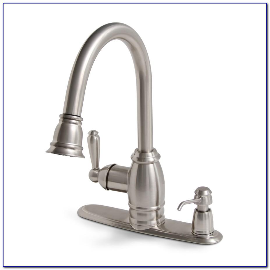 Moen Kitchen Faucet Brushed Nickel