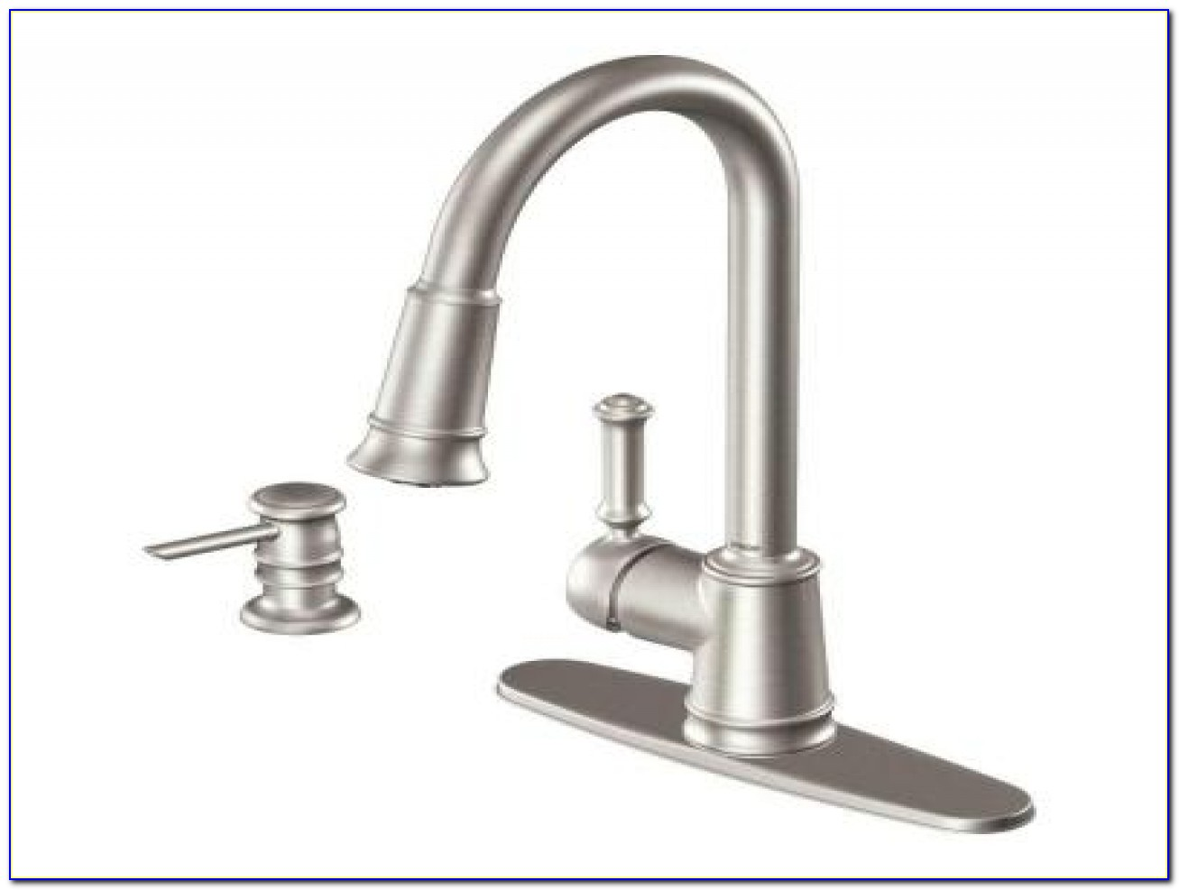 Moen Kitchen Faucet Schematic