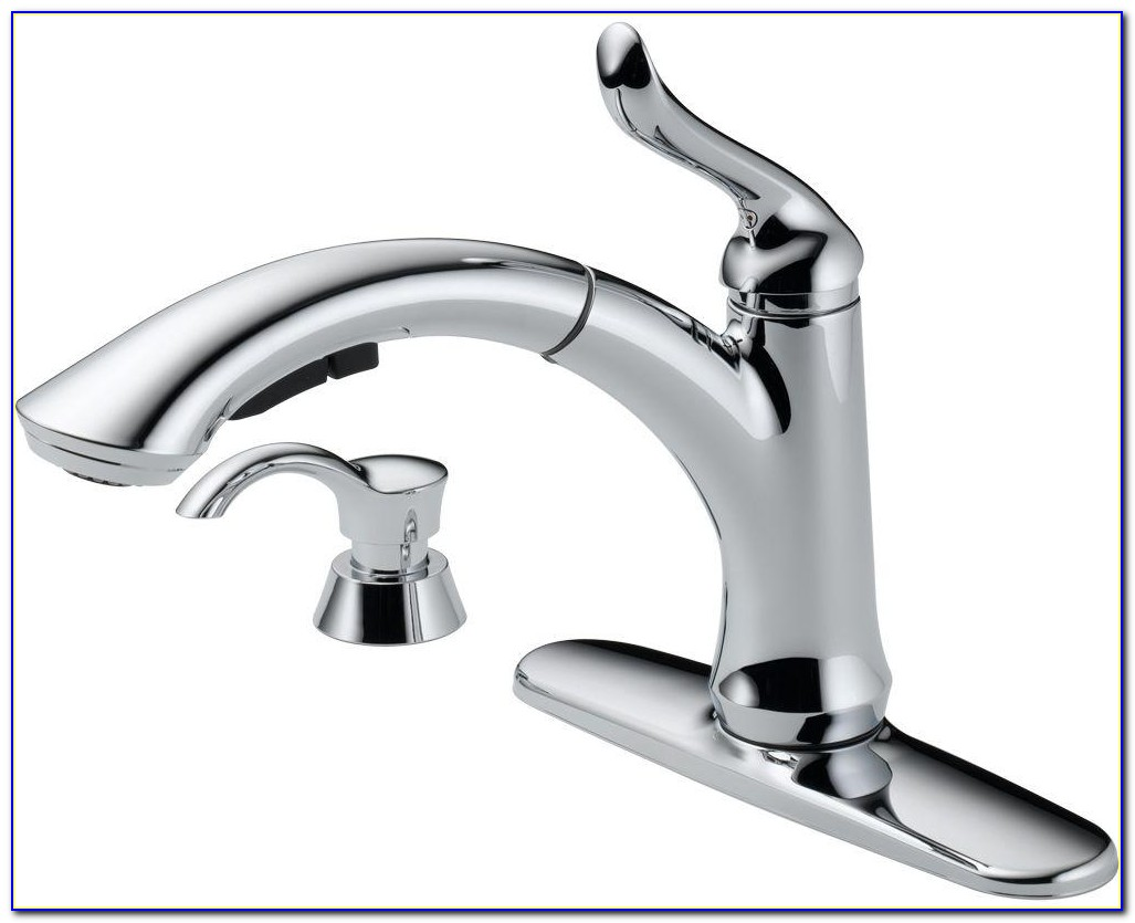 Moen Kitchen Faucet With Pull Out Sprayer