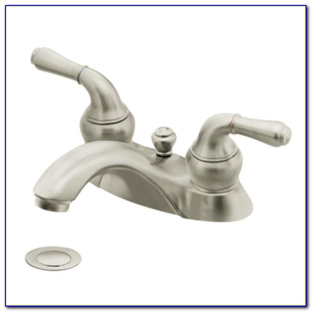 Moen Monticello Bathroom Faucet Installation