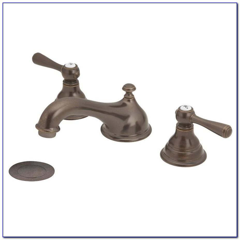 Moen Oil Rubbed Bronze Bath Faucet