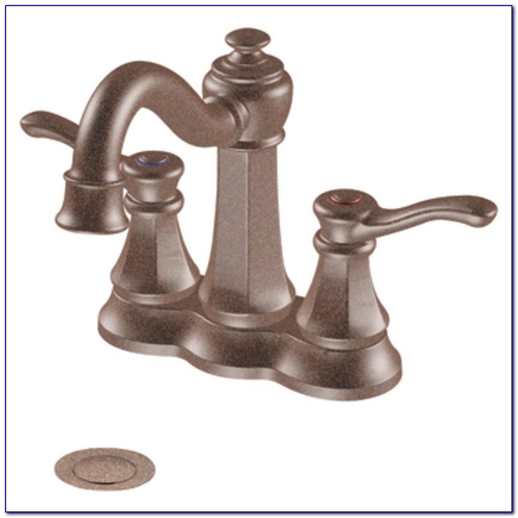 Moen Oil Rubbed Bronze Bath Fixtures