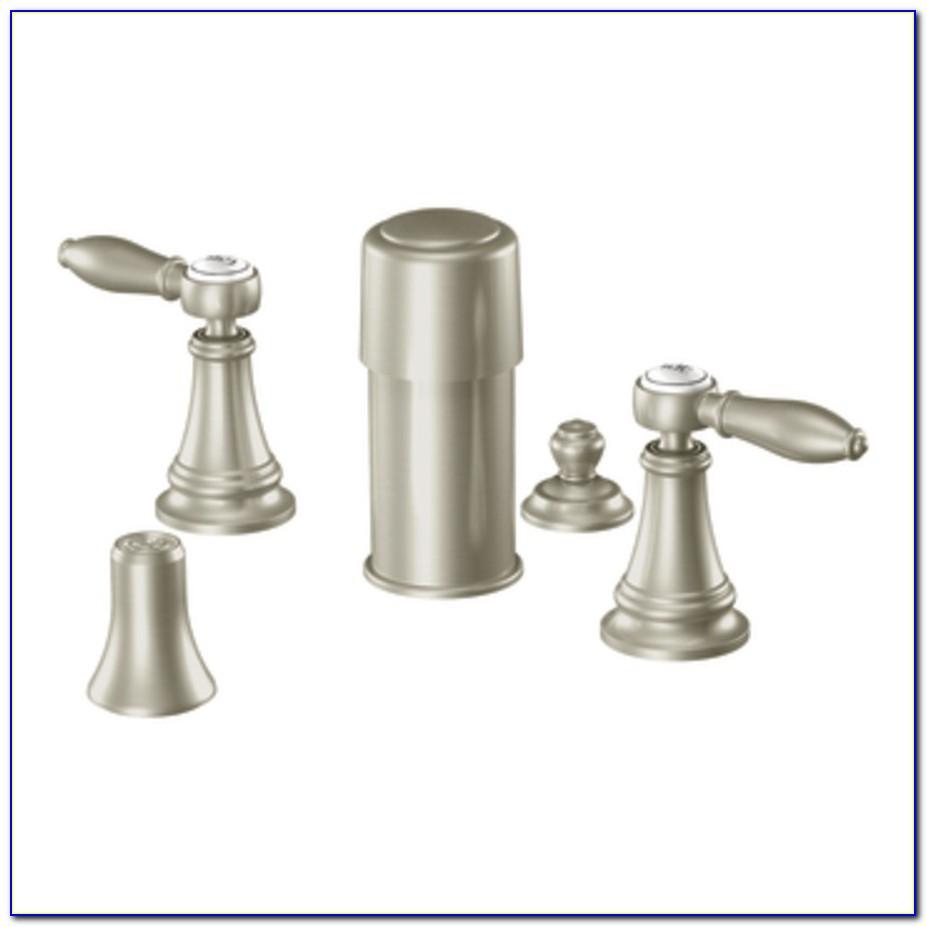 Moen Polished Nickel Kitchen Faucet