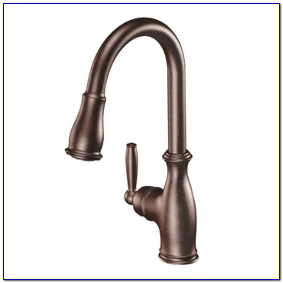Moen Pull Down Kitchen Faucet Installation