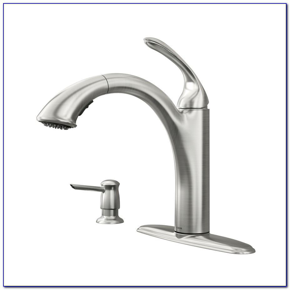 Moen Pull Out Kitchen Faucet Aerator