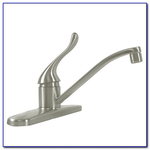 Moen Stainless Steel Pull Out Kitchen Faucet