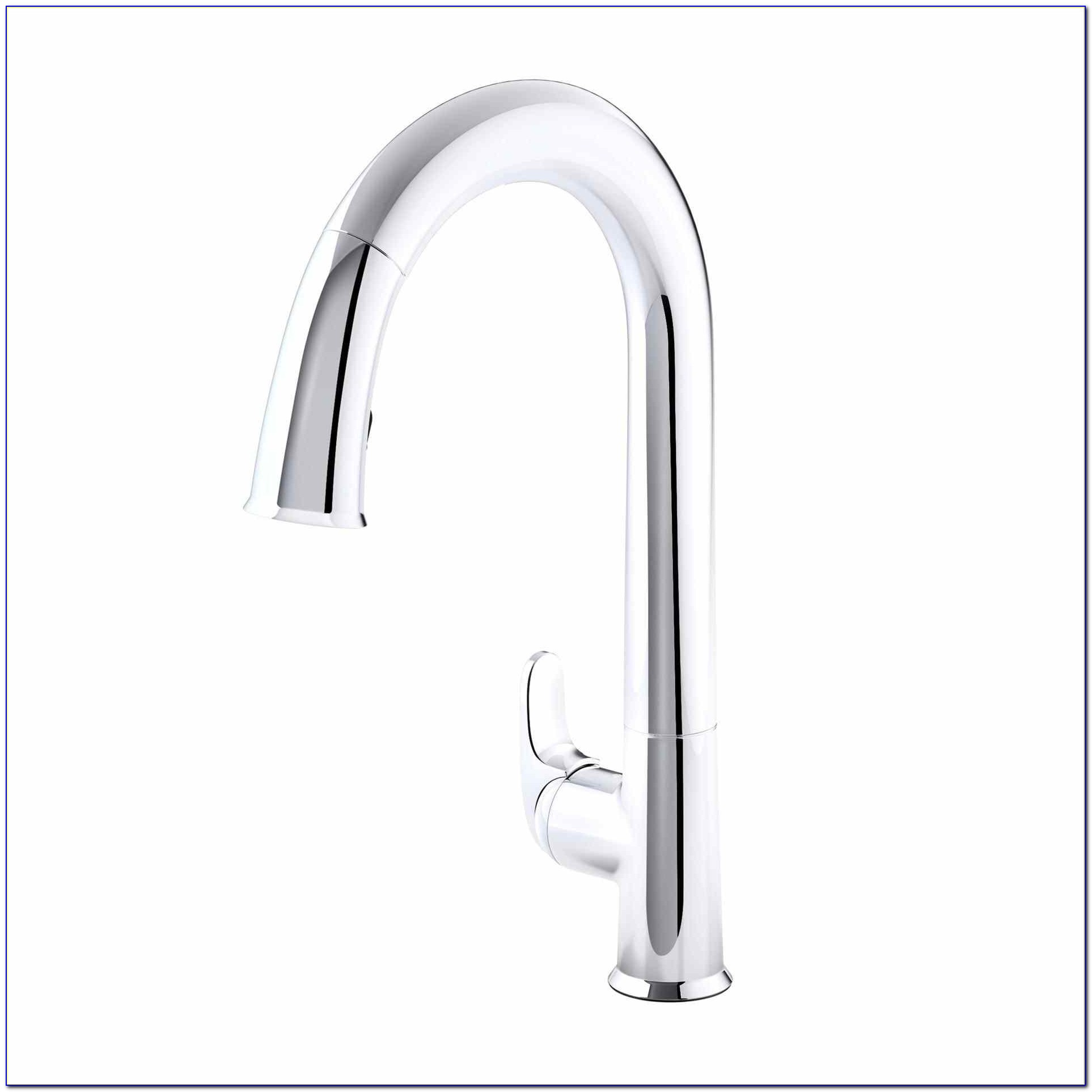 Moen Touch Activated Kitchen Faucet