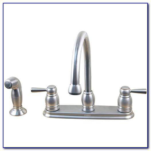 Moen Touch Control Kitchen Faucet