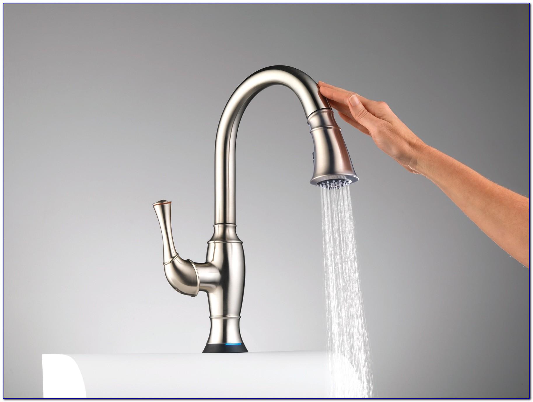 Moen Touch Sensor Kitchen Faucet