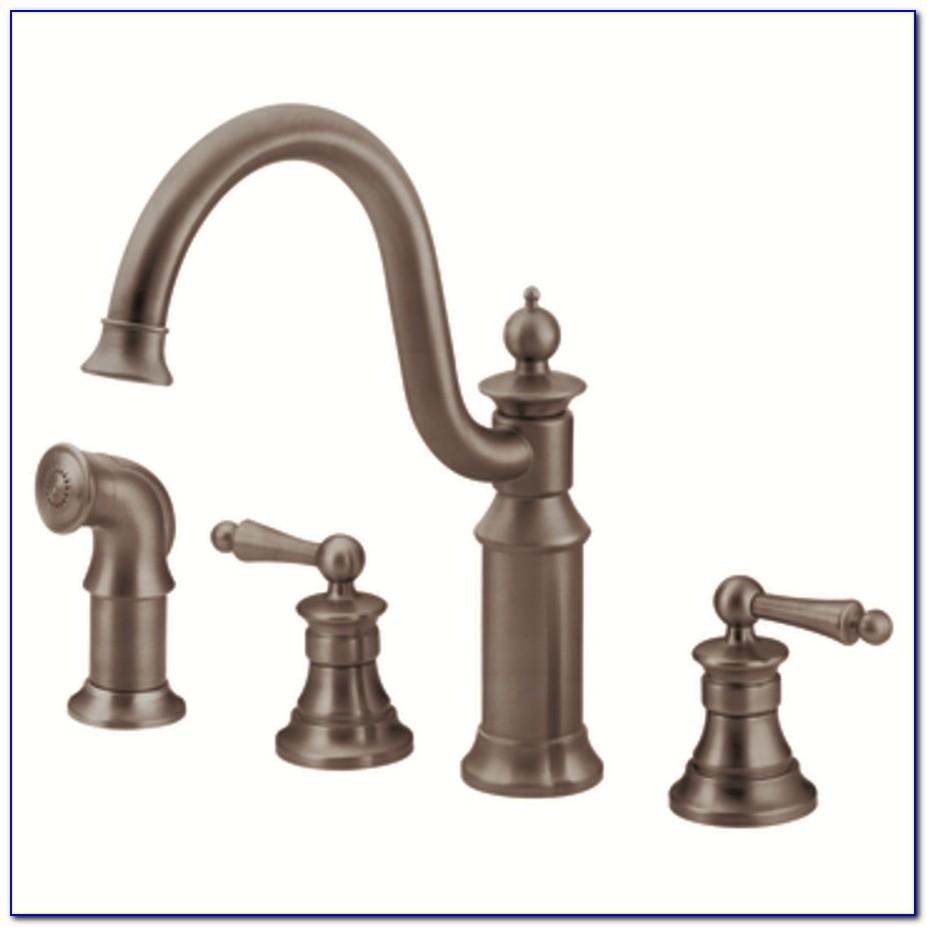 Moen Waterhill Single Handle Kitchen Faucet