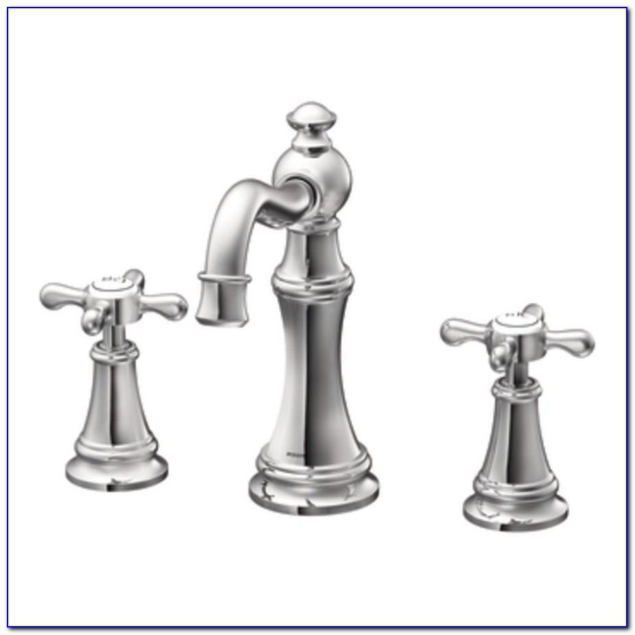 Moen Zarina Chrome Bathroom Faucet