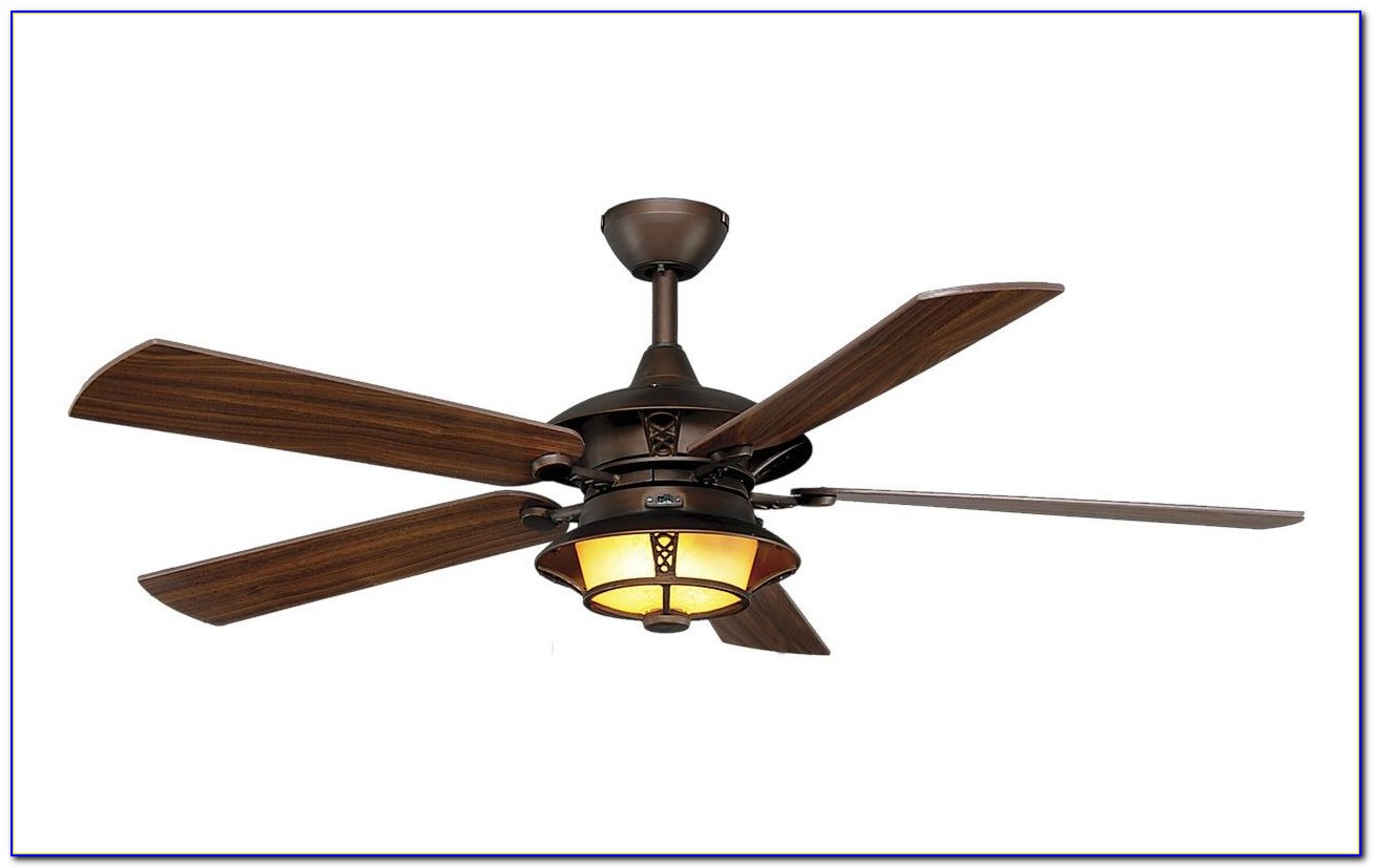 Monte Carlo Lodge Ceiling Fan