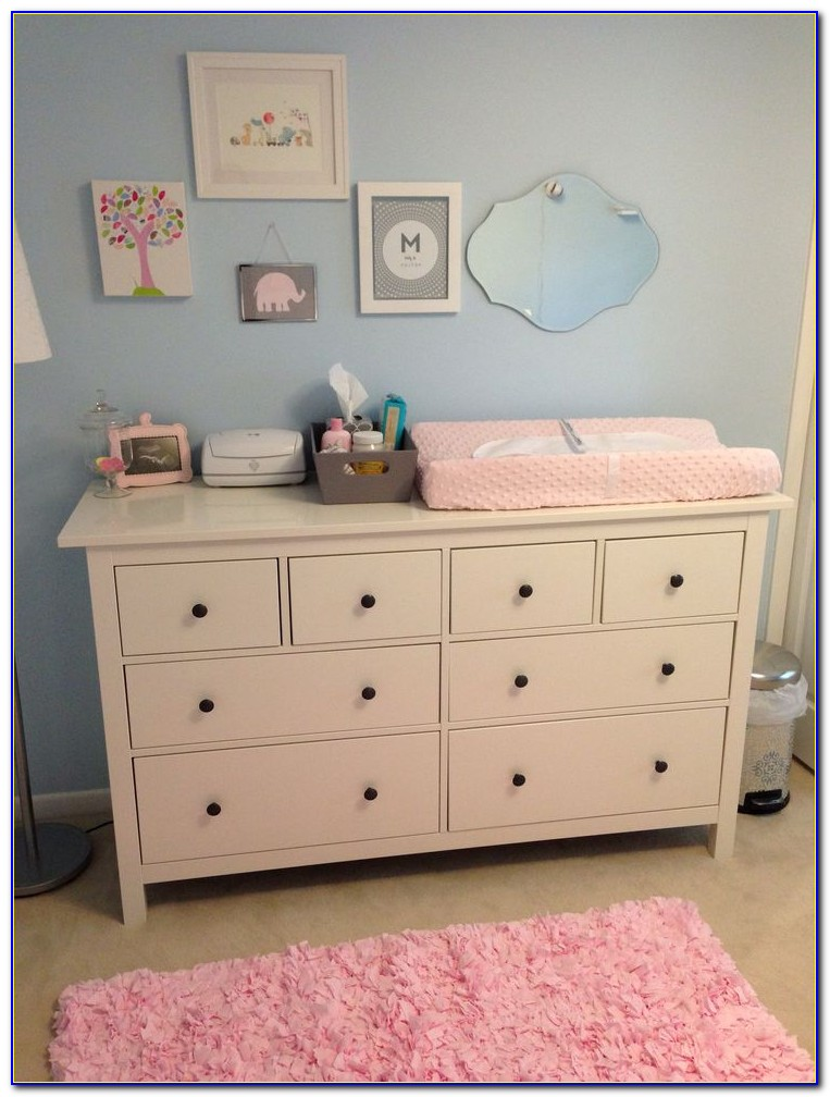 Nursery Dressers And Changers