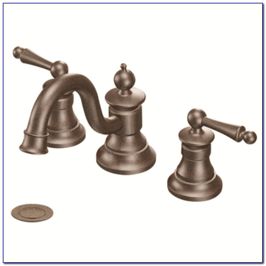 Oil Rubbed Bronze Lavatory Faucets