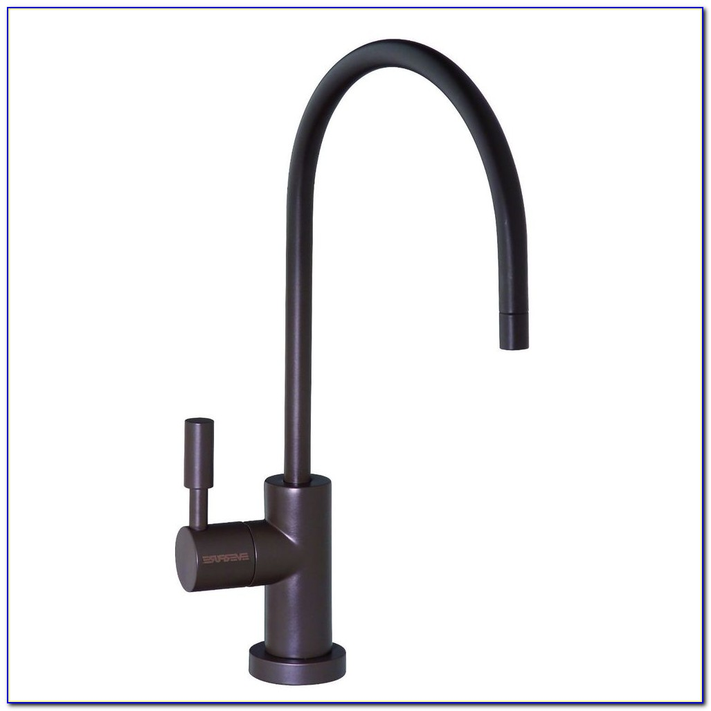 Oil Rubbed Bronze Water Filter Faucet
