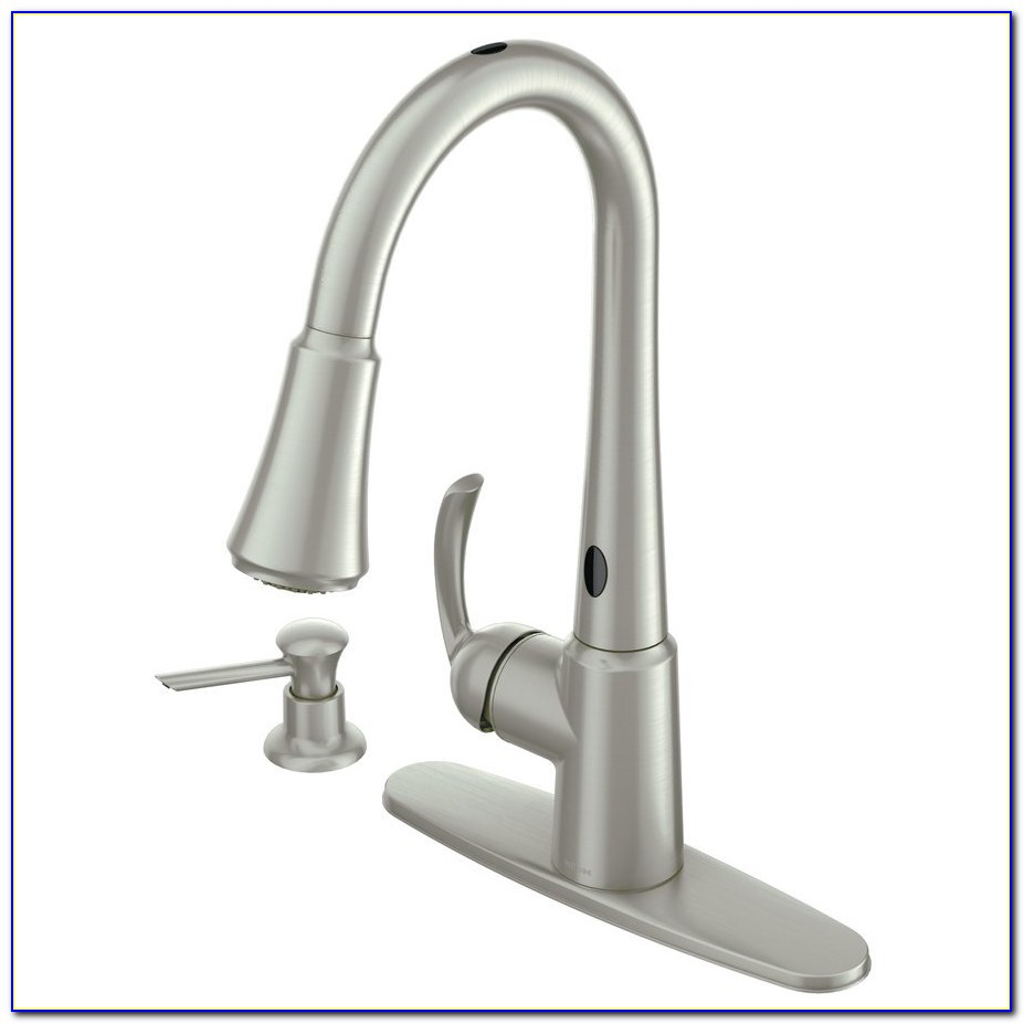 One Handle Pulldown Kitchen Faucet