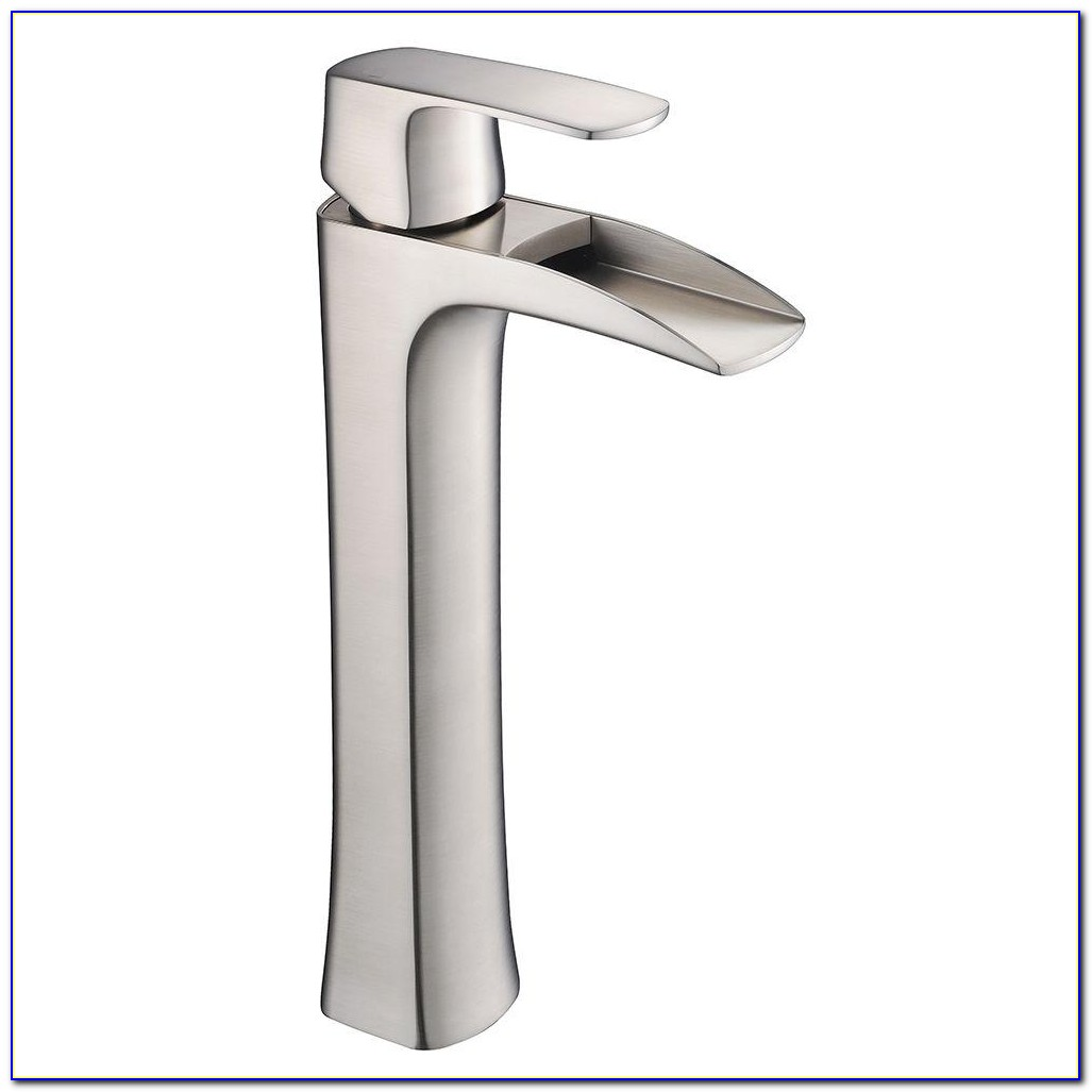 One Hole Vessel Faucet