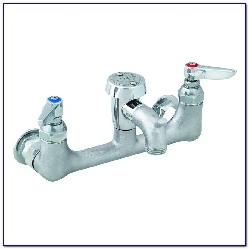 Outdoor Faucet With Vacuum Breaker