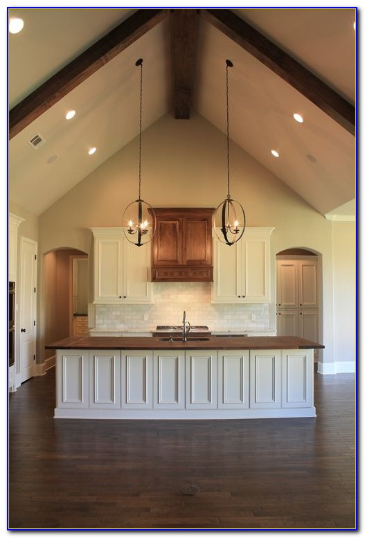 Pendant Lighting For Vaulted Kitchen Ceiling