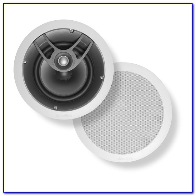 Polk Audio In Ceiling Speaker Installation
