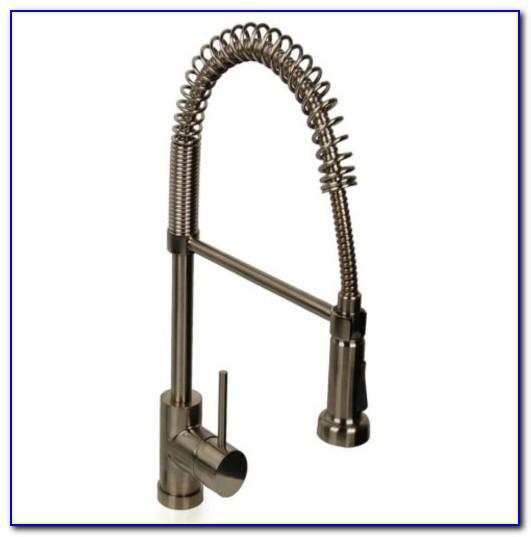 Pre Rinse Kitchen Faucet