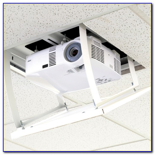 Projector Motorized Ceiling Bracket