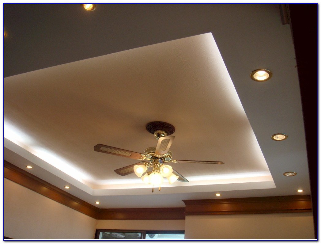 Recessed Lighting In High Ceilings