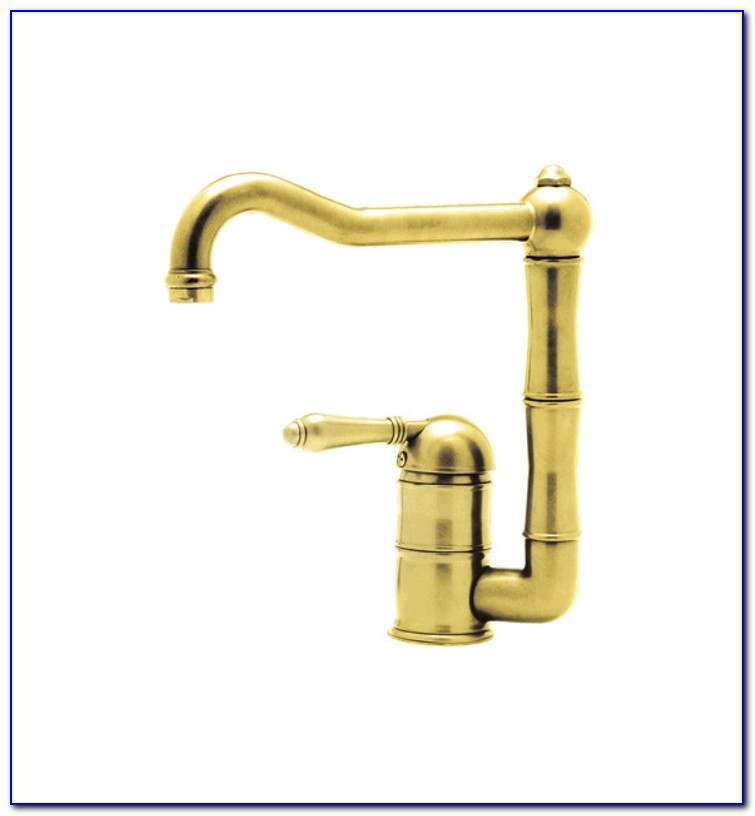 Rohl Country Kitchen Bridge Faucet