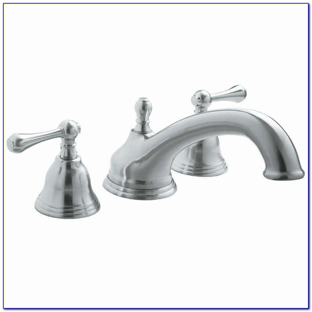 Roman Tub Faucets Brushed Nickel