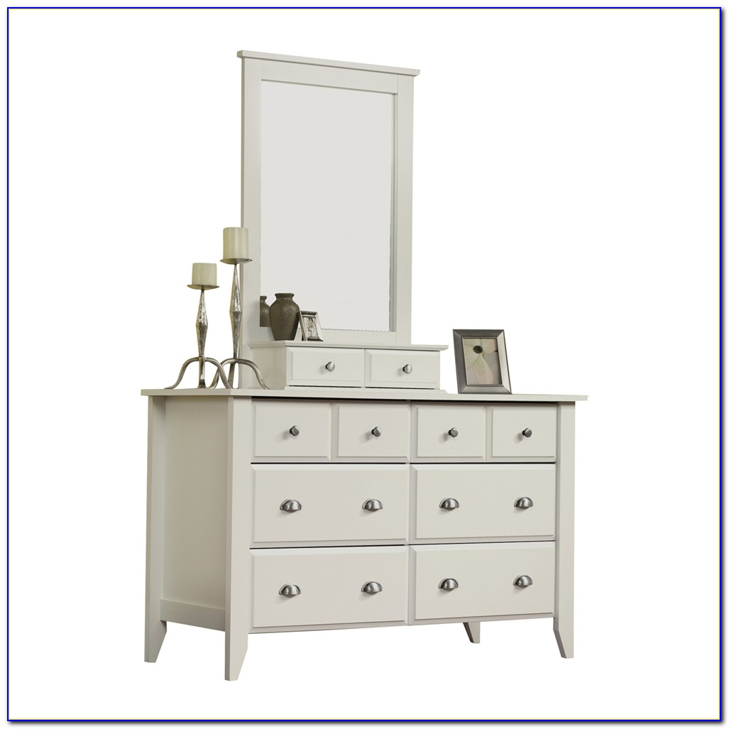Sauder Shoal Creek Dresser Assembly Instructions