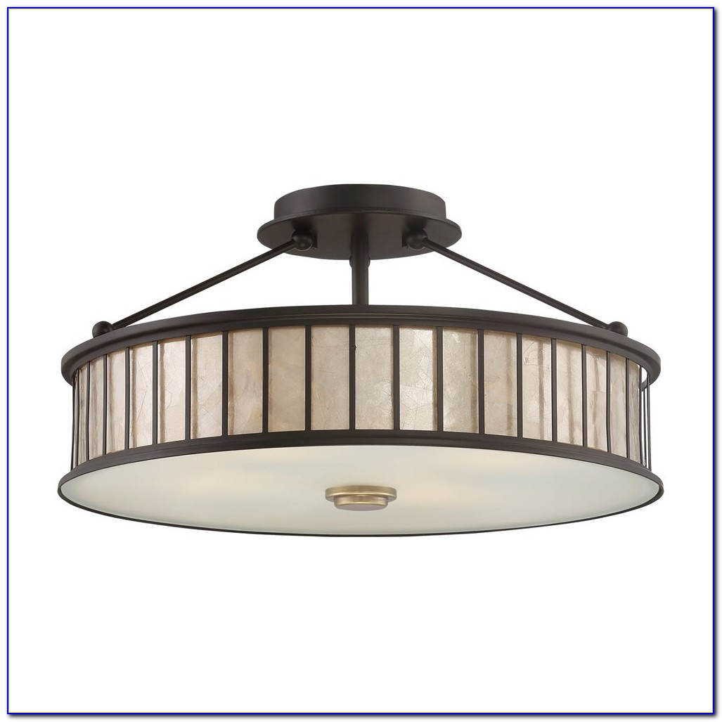Semi Flush Mount Ceiling Lights Bronze