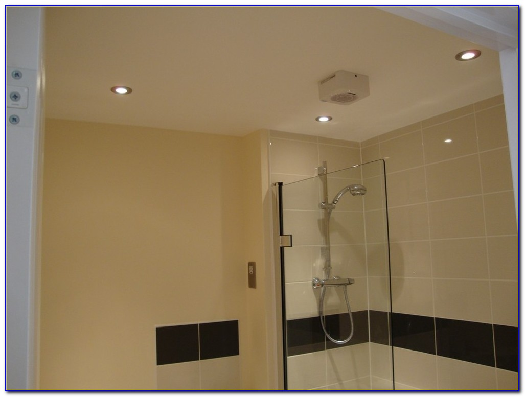 Silent Ceiling Extractor Fans For Bathrooms