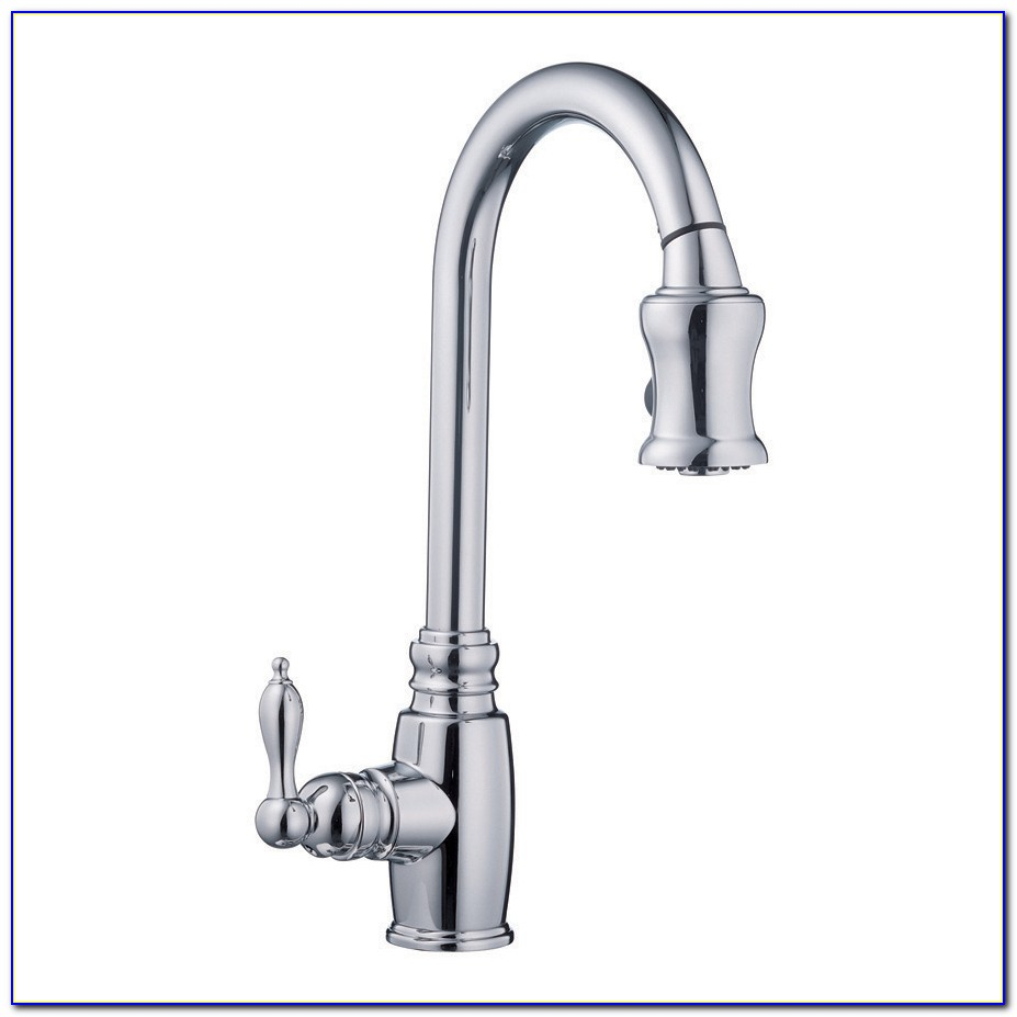 Single Handle Pull Down Kitchen Faucet With Touch2o® Technology