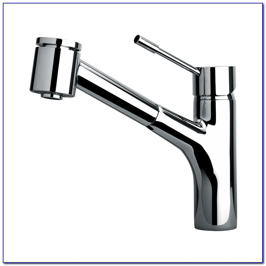 Single Hole Faucet With Sidespray