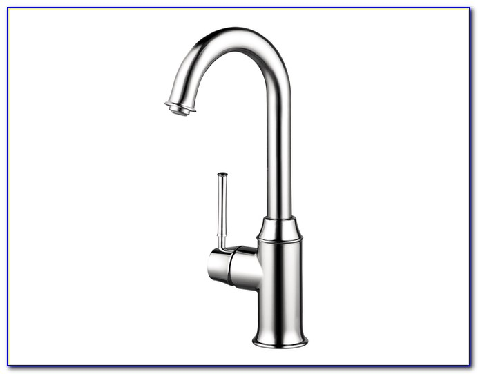Single Hole Two Handle Bar Faucet