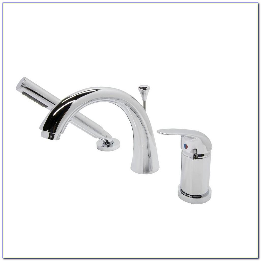 Single Lever Roman Tub Faucet