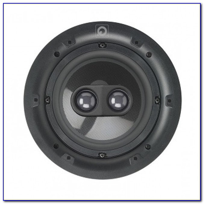 Single Stereo Ceiling Speaker For Bathroom