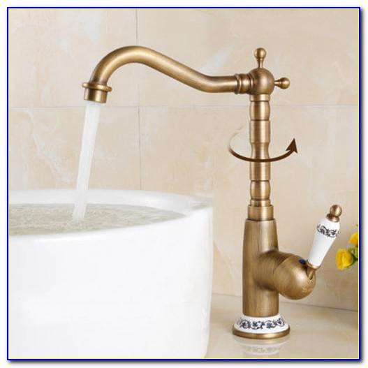 Sloan Hands Free Bathroom Faucet