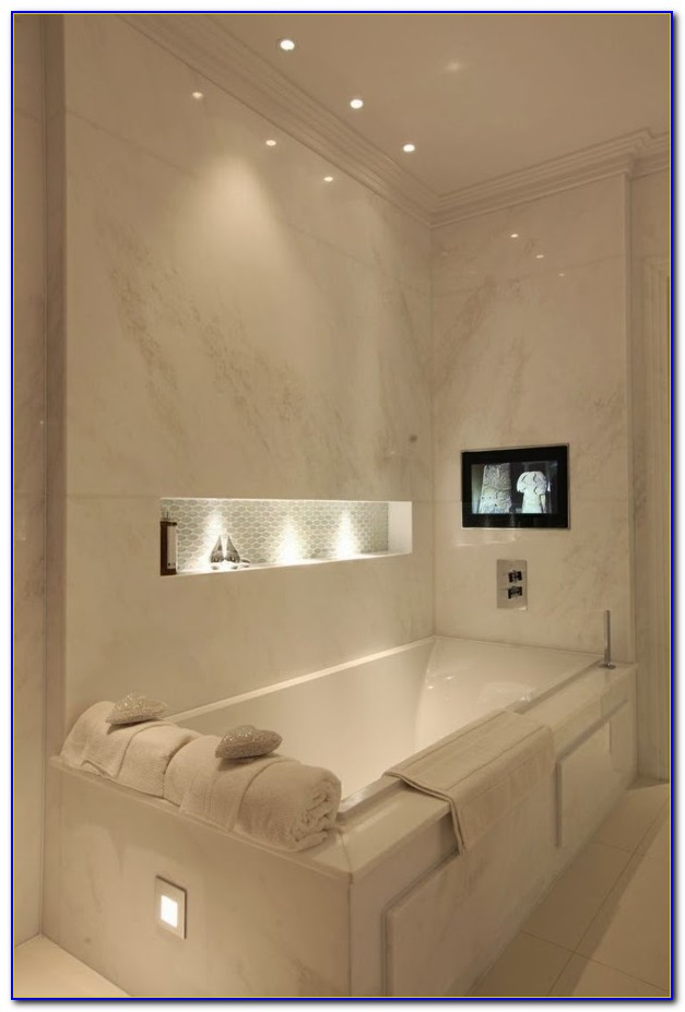 Small Bathroom Ceiling Lighting Ideas