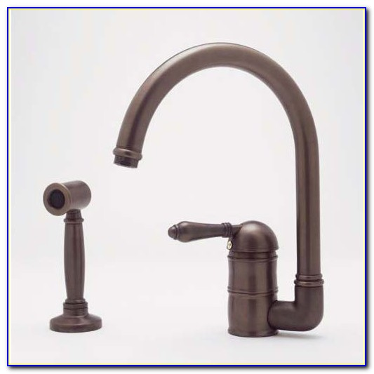 Sonoma Kitchen Faucet With Handspray