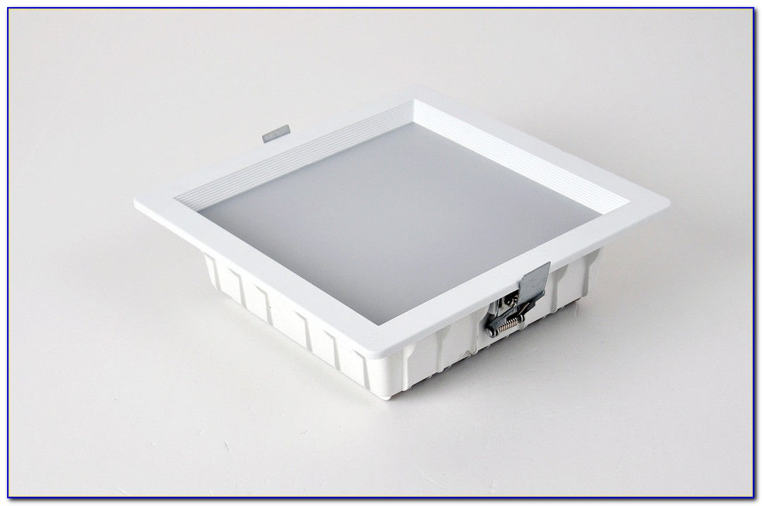 Square Recessed Led Ceiling Light Fixture