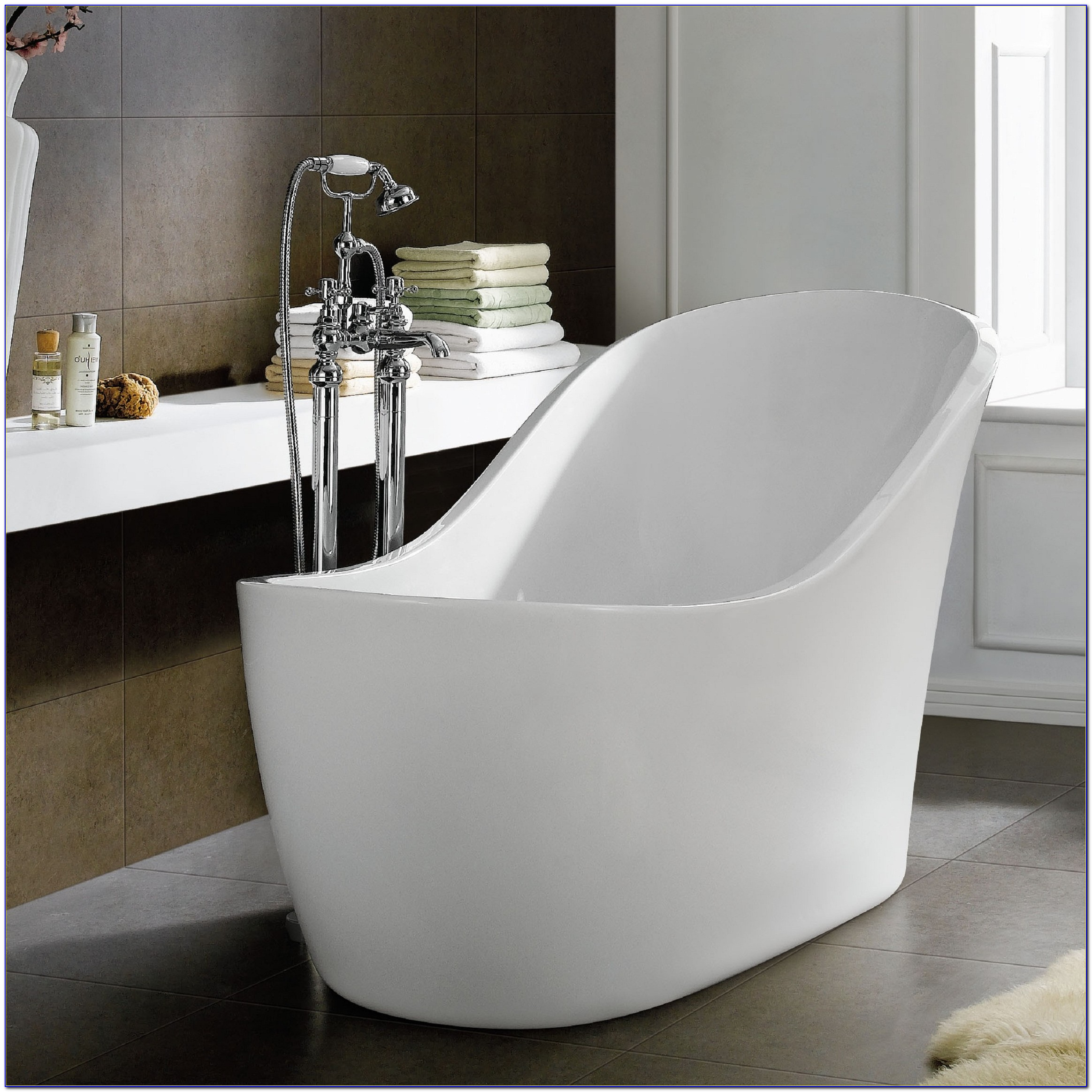 Stand Alone Tub Faucets