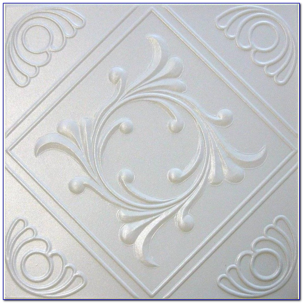 Styrofoam Decorative Ceiling Tiles