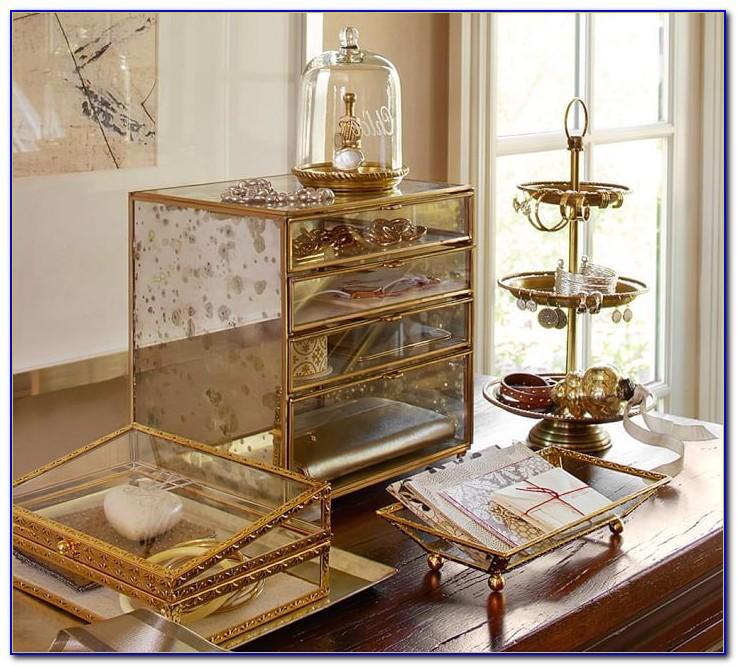 Tall Dresser With Jewelry Storage