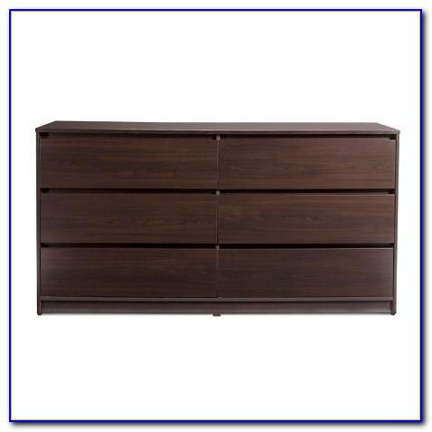 Target Mid Century Modern 6 Drawer Dresser