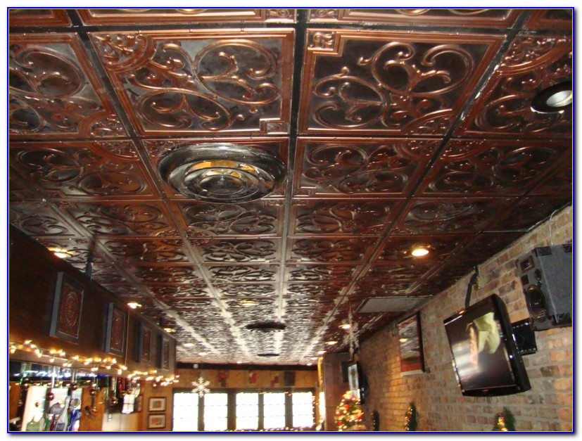 Tin Panels For Drop Ceiling